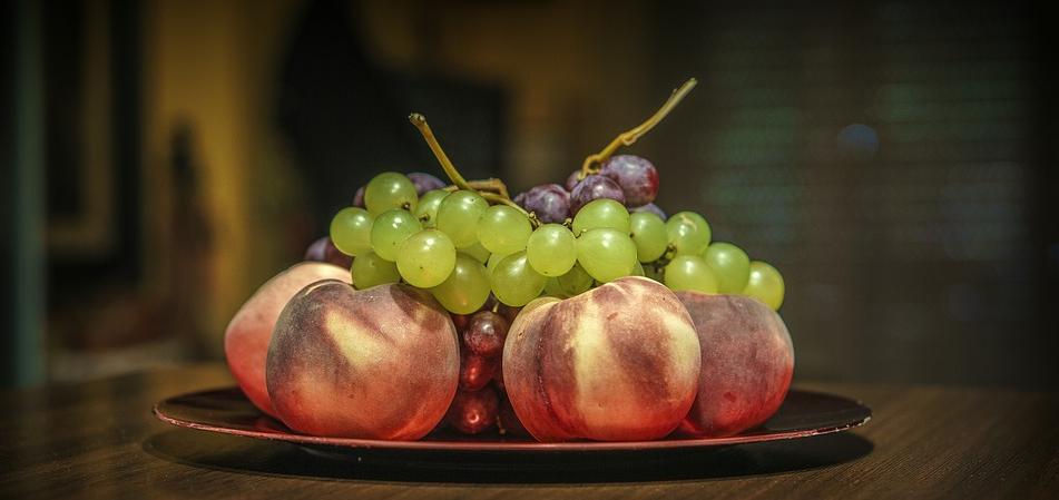 Ein Obstteller ist ein nettes Willkommenspräsent